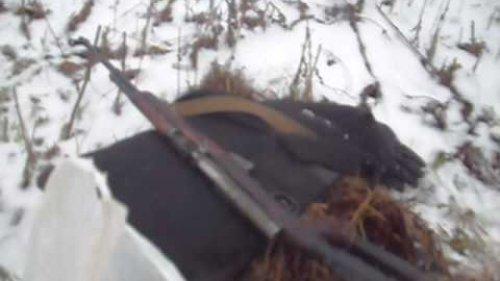 Стрельба с открытого прицела.