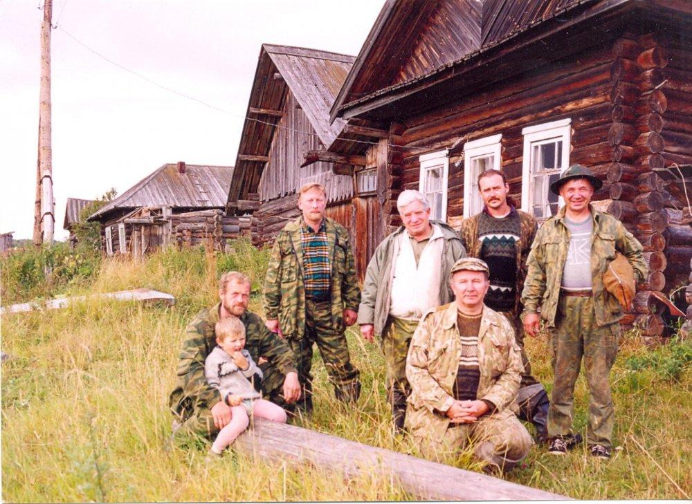 База чувашей в Кировской области