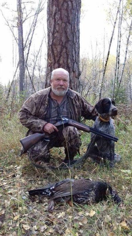 Хорошее охотничье утро.