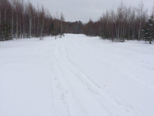 Снегоходные дороги