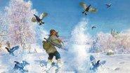 Охота на боровую дичь в зимний период