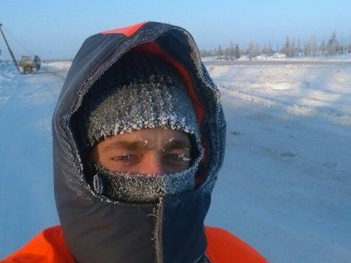 65 градусов северной широты