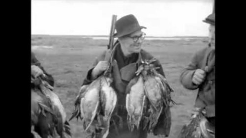 1964 год. Барабинские охотники