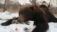 Охота на огромного Медведя! Часть 2.