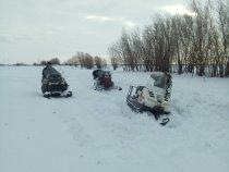 разновидность снегоходов