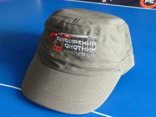 Кепки «Сибирский Охотник» появились в продаже!