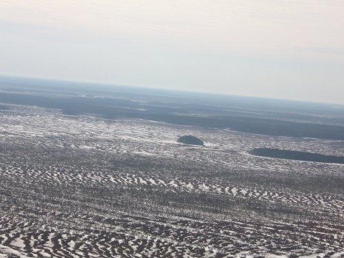 болота по северу томской