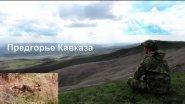 Природа предгорья Кавказа.