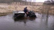 проверка караката в воде