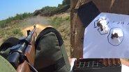 CZ-557 308 Win без оптики собирает менее 1,5 МОА!!! Отличный карабин для ходовой охоты!!!