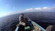 Отличная рыбалка в губе Белого моря.
