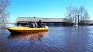 Наводнение в Коми, чуть не смыло село. Среднее Бугаево.