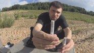 Сайга 410 стреляет ДРОБЬЮ ИДЕАЛЬНО! Отстрел дробовых патронов на УТКУ, ЗАЙЦА