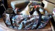 Сумка для переноски чучел гусей