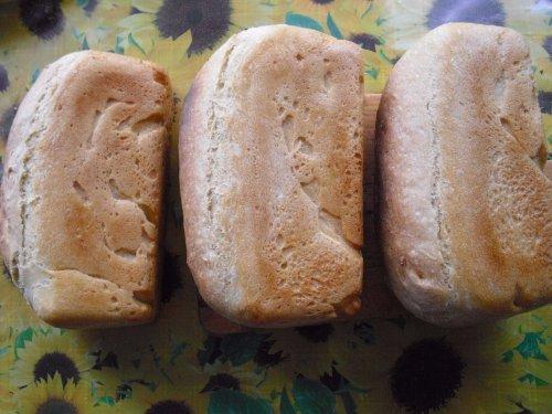 Домашний дух хлеба - ни с чем не сравним!