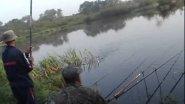 наша рыбалка и природа