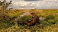 Правильные чучела залог успешной охоты на уток