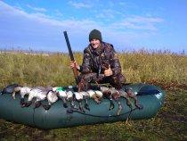 Первые ласточки северной утки