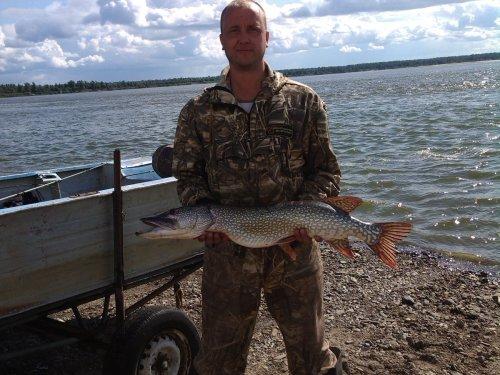Удачный выезд на рыбалку