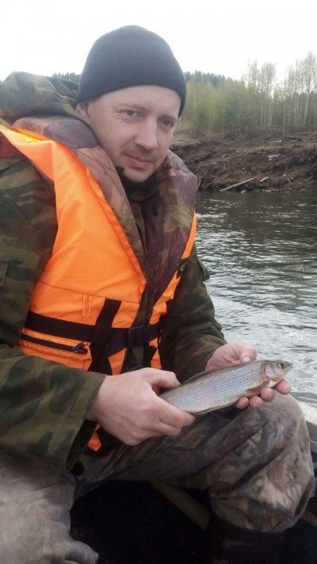 Рыбалка Енисей