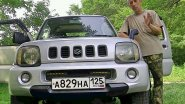 Suzuki Jimni Wide обзор и опыт эксплуатации,ремонт Suzuki Jimni Wide.