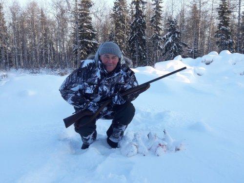 охота на Ямале на куропатку
