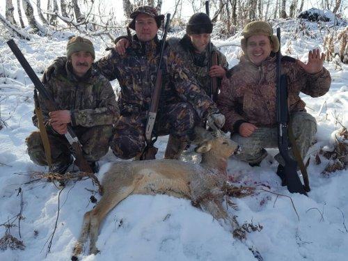 Душевная была охота!