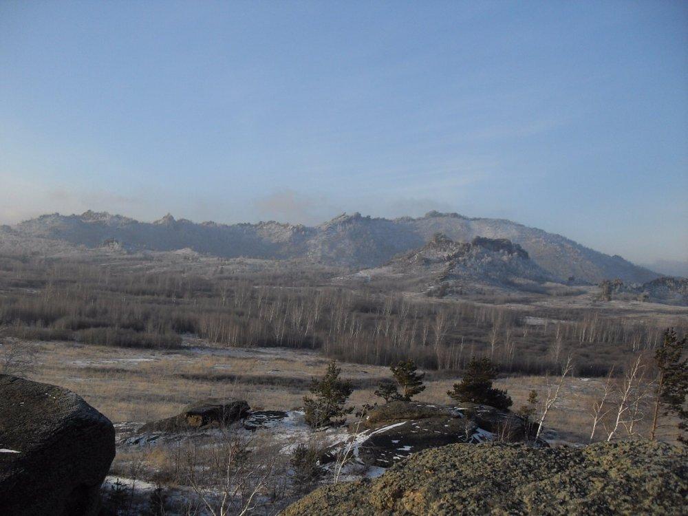 Алтайский край, Змеиногорский район