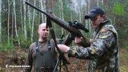 Установка и пристрелка тепловизионного прицела Pulsar Trail на карабине вепрь 308
