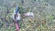 Охота на зайца по чернотропу. Hunting of the hare