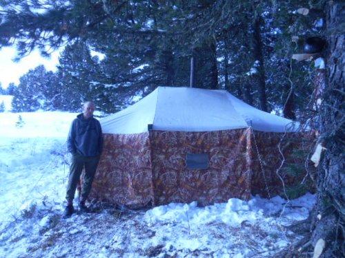 Палатка №2