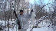Охота на зайца в Сибири! Новогодний беляк!