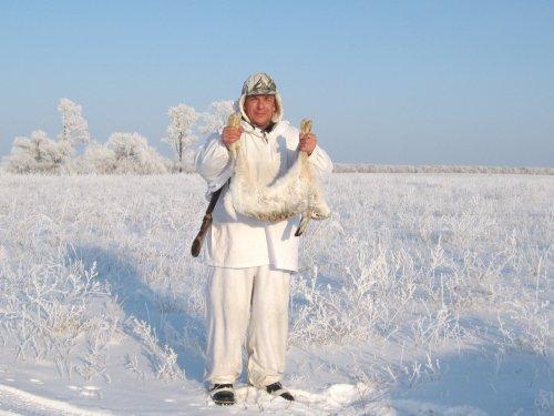 В морозные дни декабря.