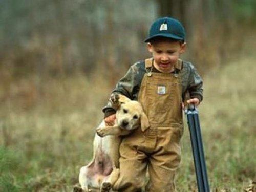 Два неписанных закона для владельца собаки.
