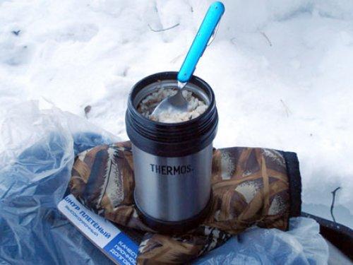 Какой термос для чая и еды выбрать охотнику и рыбаку?