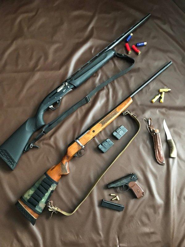 Фотоконкурс «Мое ружье»