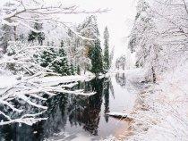 река Песь..