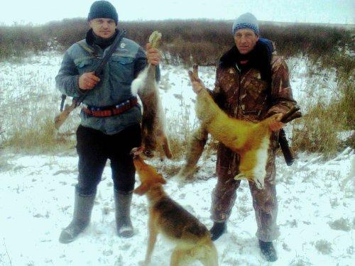 15 минут охоты
