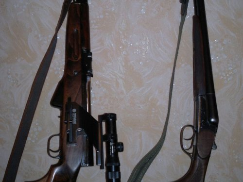 Мое Советское оружие