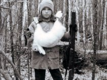 Первый заяц. 91 год.