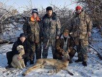 Самый приятный момент в охоте