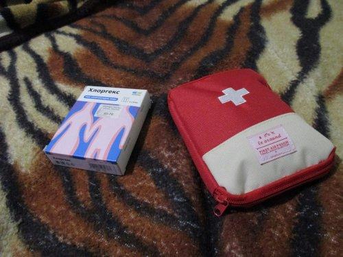 Моя лекарственная аптечка.