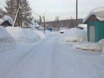 Зимний Алдан.