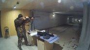 Стреляем пулей на 35, 50 и 100м из МР 155