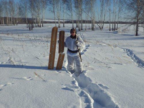 На этой позитивной ноте я закрыл зимний сезон охоты. :-)