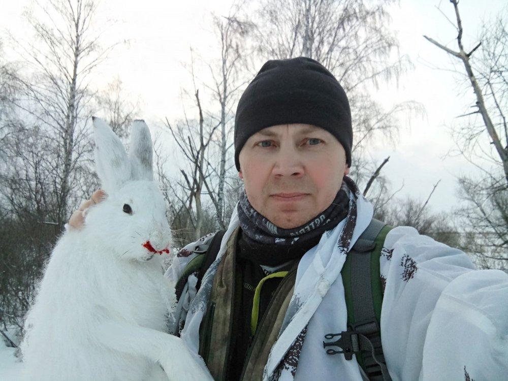 Рождественский зайчик