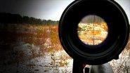 Карабин СКС / проверка на кучность / патроны играют большую роль