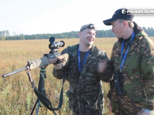 За кадром. Как снималась охота в Беларуси.