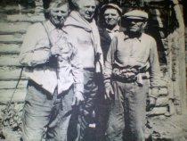 старое фото из семейного альбома