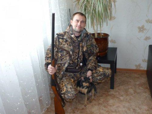 Я не Джеймс, я охотник, ждём весновку............
